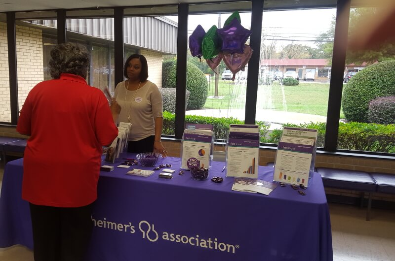 Alzheimer's Association Vendor