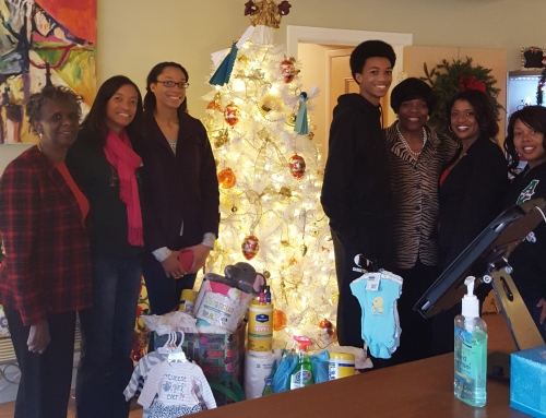 ASCEND Scholars Give Back for the Holidays