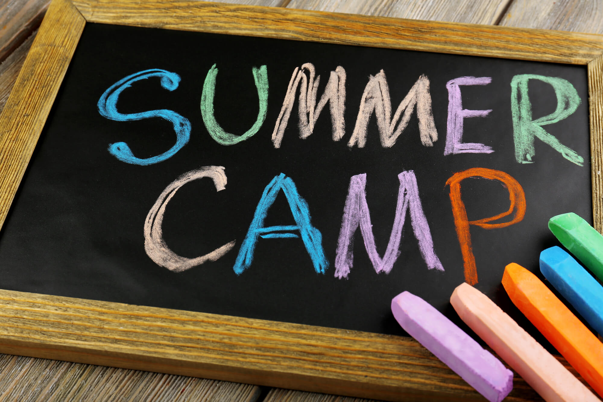 2016 Summer Camp Fun!